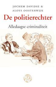 De politierechter - Jochem Davidse (ISBN 9789491567261)