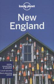 Lonely Planet New England dr 7 - Mara Vorhees (ISBN 9781742203003)