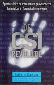 De CSI revolutie - Katherine Ramsland (ISBN 9789061129448)