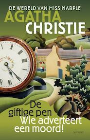 De giftige pen / Wie adverteert een moord - A. Christie (ISBN 9789021803159)