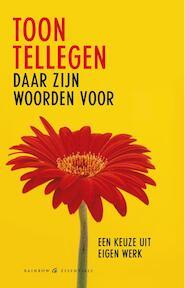 Daar zijn woorden voor - Toon Tellegen (ISBN 9789041740458)