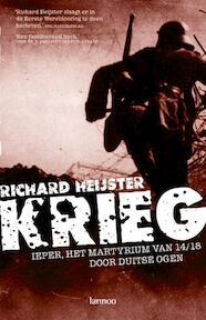 Krieg - Richard Heijster (ISBN 9789020965155)
