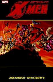 Astonishing X-Men by Joss Whedon & John Cassaday Ultimate Collection Book - Joss Whedon (ISBN 9780785161950)