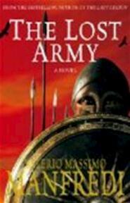 The Lost Army - Valerio Massimo Manfredi (ISBN 9780330473132)