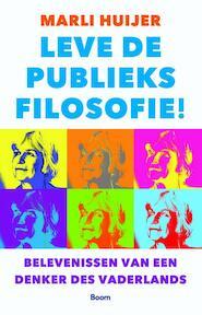 Filosoof zonder vaderland - Marli Huijer (ISBN 9789024404865)