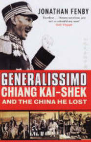 Generalissimo - Jonathan Fenby (ISBN 9780743231459)