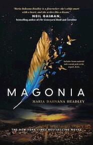 Magonia - Maria Dahvana Headley (ISBN 9780062320537)