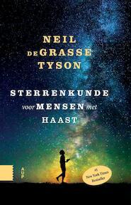 Sterrenkunde voor mensen met haast - Neil DeGrasse Tyson (ISBN 9789462987043)