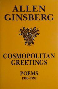 Cosmopolitan greetings - Allen Ginsberg (ISBN 9780060167707)