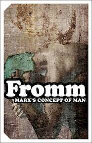 Marx's Concept Of Man - T. B. Erich; Bottomore Fromm (ISBN 9780826477910)
