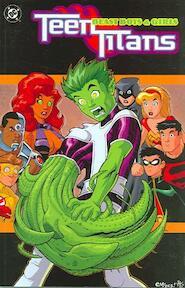 Teen Titans 3 - Ben Raab, Geoff Johns (ISBN 9781401204594)