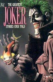 The Greatest Joker stories ever told - Dc Comics Inc (ISBN 9780930289362)
