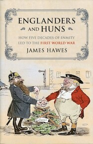 Englanders and Huns - James Hawes (ISBN 9780857205285)