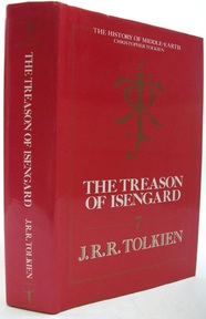 The Treason of Isengard - The history of the Lord of th Rings part Two - J.R.R. Tolkien, Christopher Tolkien (ISBN 9780044403968)