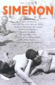 Tout Simenon 5 - Georges Simenon (ISBN 9782258060463)