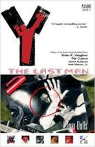 The last man-Paper Dolls - Vaughan (ISBN 1401210090)