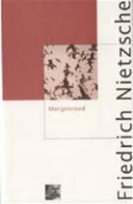 Morgenrood - Friedrich Nietzsche (ISBN 9789029535052)