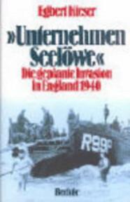 """Unternehmen Seelöwe"" - Egbert Kieser (ISBN 9783762804574)"