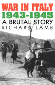 War In Italy, 1943-1945 - Richard Lamb (ISBN 9780306806889)