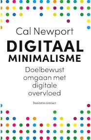 Digitaal minimalisme - Cal Newport (ISBN 9789047011903)