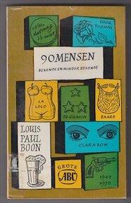 90 Mensen - Louis Paul Boon