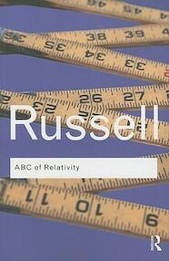 ABC of Relativity - Bertrand Russell (ISBN 9780415473828)
