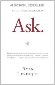 Ask - Ryan Levesque (ISBN 9781939447722)