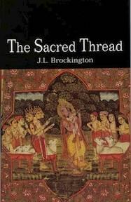 The Sacred Thread - J. L. Brockington (ISBN 9780748608300)