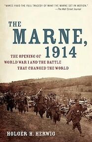 The Marne, 1914 - Holger H. Herwig (ISBN 9780812978292)
