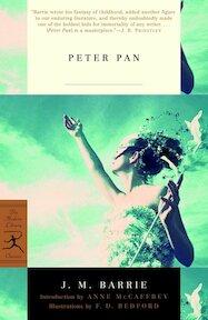 Peter Pan - J. M. Barrie (ISBN 9780812972979)