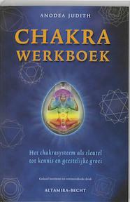 Chakrawerkboek - Anodea Judith (ISBN 9789069635033)
