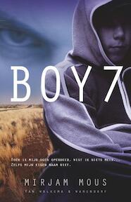 Boy 7 - Mirjam Mous (ISBN 9789047505945)