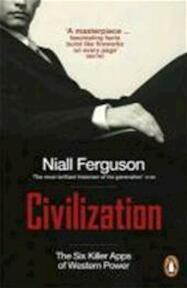 Civilization - Niall Ferguson (ISBN 9780141044583)