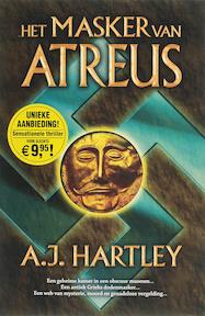 Het Masker van Atreus - A.J. Hartley (ISBN 9789061120469)