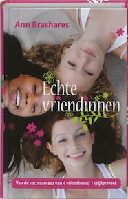 Echte vriendinnen - Ann Brashares (ISBN 9789026126789)