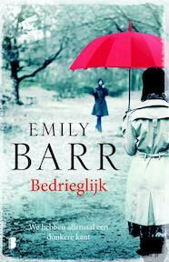 Bedrieglijk - Emily Barr (ISBN 9789022571880)