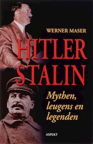 Hitler - Stalin - W. Maser, Werner Maser (ISBN 9789059111912)