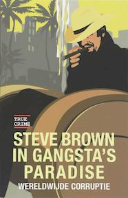 Steve Brown in gangsta's paradise - Steve Brown (ISBN 9789038918174)