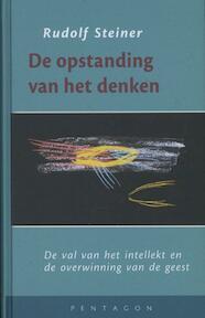 De opstanding van het denken - Rudolf Steiner (ISBN 9789490455453)