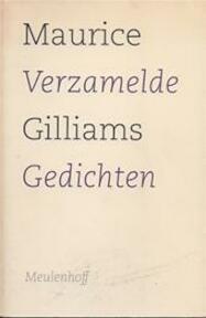 Verzamelde gedichten - M. Gilliams (ISBN 9789029067768)