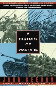 A history of warfare - John Keegan (ISBN 9780679730828)