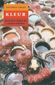 Kleur - Victoria Finlay (ISBN 9789026320910)