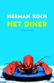 Het diner - Herman Koch (ISBN 9789041416513)