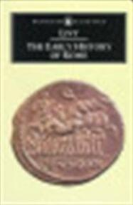 The early history of Rome - Livy (ISBN 9780140441048)