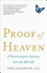 Proof of Heaven - M.d. Eben Alexander (ISBN 9781451695199)