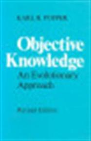 Objective knowledge - Karl Raimund Popper (ISBN 9780198750246)