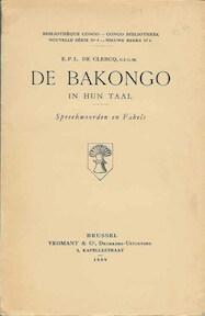 De Bakongo in hun taal - Elza de Clercq