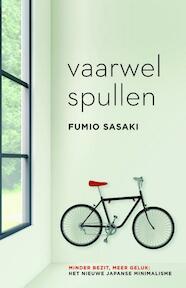 Vaarwel, dingen - Fumio Sasaki (ISBN 9789400509108)