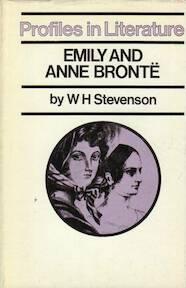 Emily and Anne Brontë - W. H. Stevenson (ISBN 9780710062345)