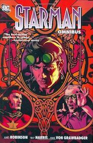 The Starman Omnibus - James Robinson (ISBN 9781401216993)